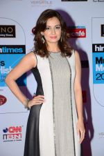 Dia Mirza at HT Mumbai_s Most Stylish Awards 2015 in Mumbai on 26th March 2015(1820)_551540697bb24.JPG