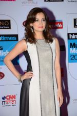Dia Mirza at HT Mumbai_s Most Stylish Awards 2015 in Mumbai on 26th March 2015(1822)_5515406bee564.JPG