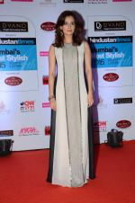 Dia Mirza at HT Mumbai_s Most Stylish Awards 2015 in Mumbai on 26th March 2015(1828)_55154076d75de.JPG