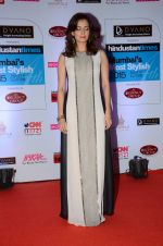 Dia Mirza at HT Mumbai_s Most Stylish Awards 2015 in Mumbai on 26th March 2015(1829)_5515407946e16.JPG