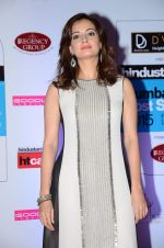 Dia Mirza at HT Mumbai_s Most Stylish Awards 2015 in Mumbai on 26th March 2015(1831)_5515407d04b45.JPG