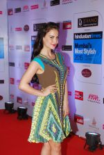 Elli Avram at HT Mumbai_s Most Stylish Awards 2015 in Mumbai on 26th March 2015 (437)_55154a037a930.JPG