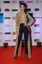 Gauhar Khan at HT Mumbai_s Most Stylish Awards 2015 in Mumbai on 26th March 2015(1974)_5515407d6cb40.JPG