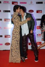 Gauhar Khan, Varun Dhawan at HT Mumbai_s Most Stylish Awards 2015 in Mumbai on 26th March 2015(1948)_551540971d99b.JPG