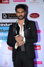Gaurav Chopra at HT Mumbai_s Most Stylish Awards 2015 in Mumbai on 26th March 2015(2060)_551540cc4442f.JPG