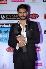 Gaurav Chopra at HT Mumbai_s Most Stylish Awards 2015 in Mumbai on 26th March 2015(2059)_551540c9f301c.JPG