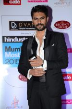 Gaurav Chopra at HT Mumbai_s Most Stylish Awards 2015 in Mumbai on 26th March 2015(2061)_551540ce8ac97.JPG