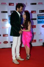 Jay Bhanushali, Mahi Vij at HT Mumbai_s Most Stylish Awards 2015 in Mumbai on 26th March 2015 (848)_55154a1a6eb15.JPG