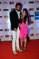 Jay Bhanushali, Mahi Vij at HT Mumbai_s Most Stylish Awards 2015 in Mumbai on 26th March 2015 (851)_55154a1fda780.JPG