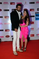Jay Bhanushali, Mahi Vij at HT Mumbai_s Most Stylish Awards 2015 in Mumbai on 26th March 2015 (854)_55154a22e2aa9.JPG