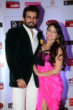 Jay Bhanushali, Mahi Vij at HT Mumbai_s Most Stylish Awards 2015 in Mumbai on 26th March 2015 (847)_55154a484aacb.JPG