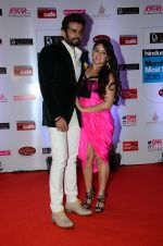 Jay Bhanushali, Mahi Vij at HT Mumbai_s Most Stylish Awards 2015 in Mumbai on 26th March 2015 (850)_55154a57b7600.JPG