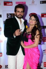 Jay Bhanushali, Mahi Vij at HT Mumbai_s Most Stylish Awards 2015 in Mumbai on 26th March 2015 (857)_55154a820baa9.JPG