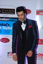 Manish Paul at HT Mumbai_s Most Stylish Awards 2015 in Mumbai on 26th March 2015 (516)_55154af0e1d43.JPG