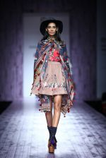 Model walk the ramp for Hemant & Nandita on day 2 of Amazon India Fashion Week on 26th March 2015 (48)_551526e414872.JPG