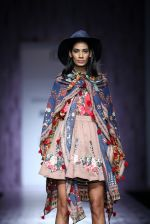 Model walk the ramp for Hemant & Nandita on day 2 of Amazon India Fashion Week on 26th March 2015 (51)_551526eda5b7d.JPG
