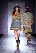 Model walk the ramp for Hemant & Nandita on day 2 of Amazon India Fashion Week on 26th March 2015 (59)_5515270101f01.JPG