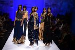 Model walk the ramp for Malini Ramani on day 2 of Amazon India Fashion Week on 26th March 2015 (348)_55152e666e5d3.JPG