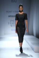 Model walk the ramp for Rohit & Rahul Gandhi on day 2 of Amazon India Fashion Week on 26th March 2015 (136)_55152e27c0879.JPG