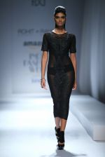 Model walk the ramp for Rohit & Rahul Gandhi on day 2 of Amazon India Fashion Week on 26th March 2015 (137)_55152e2924b96.JPG