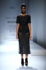 Model walk the ramp for Rohit & Rahul Gandhi on day 2 of Amazon India Fashion Week on 26th March 2015 (140)_55152e2f8911b.JPG