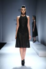 Model walk the ramp for Rohit & Rahul Gandhi on day 2 of Amazon India Fashion Week on 26th March 2015 (150)_55152e40c64c4.JPG