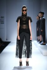 Model walk the ramp for Rohit & Rahul Gandhi on day 2 of Amazon India Fashion Week on 26th March 2015 (165)_55152e68e3aca.JPG