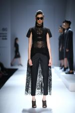 Model walk the ramp for Rohit & Rahul Gandhi on day 2 of Amazon India Fashion Week on 26th March 2015 (166)_55152e6bf099e.JPG