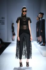 Model walk the ramp for Rohit & Rahul Gandhi on day 2 of Amazon India Fashion Week on 26th March 2015 (167)_55152e6dd5fa2.JPG