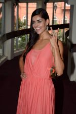 Nathalia Kaur at SPJ Sadhana School for a noble cause on 26th March 2015 (83)_55152cde1af9f.JPG