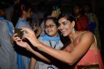 Nathalia Kaur at SPJ Sadhana School for a noble cause on 26th March 2015 (303)_55152ce494f71.JPG
