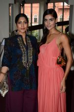 Nathalia Kaur, Himarsha Venkatsamy at SPJ Sadhana School for a noble cause on 26th March 2015 (88)_551528172f6b7.JPG