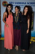 Nathalia Kaur, Natasha Stankovic, Himarsha Venkatsamy at SPJ Sadhana School for a noble cause on 26th March 2015 (281)_55152d076a1a2.JPG