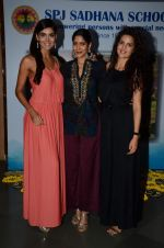 Nathalia Kaur, Natasha Stankovic, Himarsha Venkatsamy at SPJ Sadhana School for a noble cause on 26th March 2015 (284)_55152d08f164b.JPG
