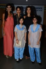 Nathalia Kaur, Natasha Stankovic, Himarsha Venkatsamy at SPJ Sadhana School for a noble cause on 26th March 2015 (293)_55152d109194e.JPG