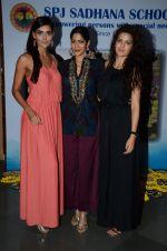 Nathalia Kaur, Natasha Stankovic, Himarsha Venkatsamy at SPJ Sadhana School for a noble cause on 26th March 2015 (280)_5515282b38b61.JPG