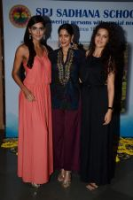 Nathalia Kaur, Natasha Stankovic, Himarsha Venkatsamy at SPJ Sadhana School for a noble cause on 26th March 2015 (283)_5515282d9ec57.JPG