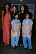 Nathalia Kaur, Natasha Stankovic, Himarsha Venkatsamy at SPJ Sadhana School for a noble cause on 26th March 2015 (292)_55152835b2896.JPG