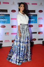 Sarah Jane Dias at HT Mumbai_s Most Stylish Awards 2015 in Mumbai on 26th March 2015(1718)_551541947a69e.JPG