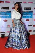 Sarah Jane Dias at HT Mumbai_s Most Stylish Awards 2015 in Mumbai on 26th March 2015(1749)_551541d2abaa6.JPG