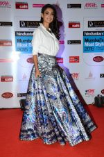 Sarah Jane Dias at HT Mumbai_s Most Stylish Awards 2015 in Mumbai on 26th March 2015(1750)_551541d417824.JPG