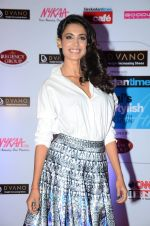 Sarah Jane Dias at HT Mumbai_s Most Stylish Awards 2015 in Mumbai on 26th March 2015(1758)_551541e00ed54.JPG