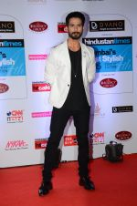 Shahid Kapoor at HT Mumbai_s Most Stylish Awards 2015 in Mumbai on 26th March 2015 (781)_55154c4064b45.JPG