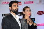 Sofia Hayat, Ashmit Patel at HT Mumbai_s Most Stylish Awards 2015 in Mumbai on 26th March 2015 (689)_551547e911a97.JPG