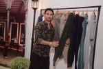 Sushant Singh Rajput unveils Byomkesh Bakshy line at AIFW on 26th March 2015 (32)_55152f481ee6e.JPG