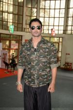 Sushant Singh Rajput unveils Byomkesh Bakshy line at AIFW on 26th March 2015 (4)_55152f1bc2a61.JPG