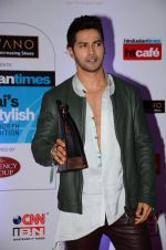 Varun Dhawan at HT Mumbai_s Most Stylish Awards 2015 in Mumbai on 26th March 2015(1949)_551540ba577a0.JPG