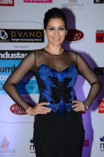 Waluscha D_souza at HT Mumbai_s Most Stylish Awards 2015 in Mumbai on 26th March 2015(2039)_551541e7a21d9.JPG