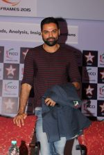 Abhay Deol at FICCI FRAMES - Day 3 in Mumbai on 27th March 2015 (64)_5516a1f929294.JPG