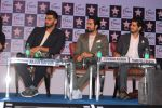 Arjun Kapoor, Ayushmann Khurrana, Tahir Raj Bhasin at FICCI FRAMES - Day 3 in Mumbai on 27th March 2015 (120)_5516a309f03f2.JPG